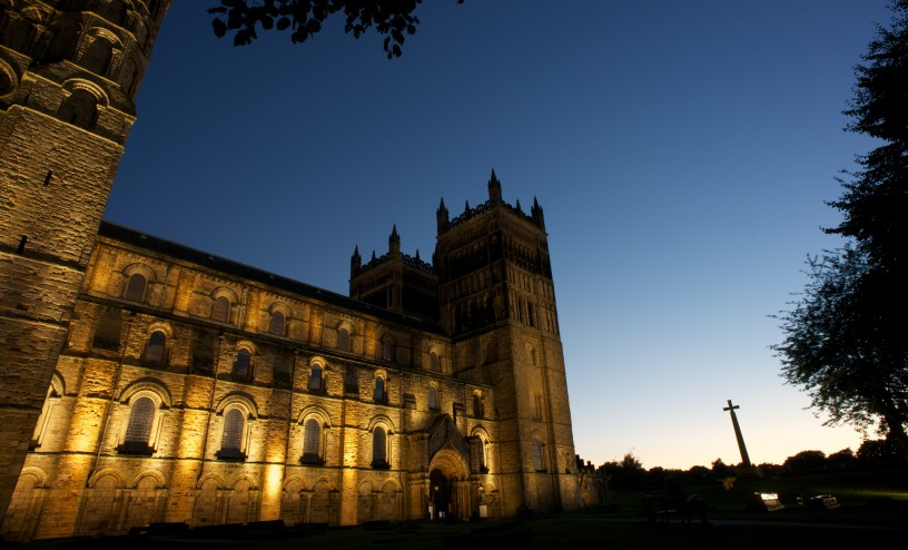 Durham Cathedral; VisitEngland Photoshoot;